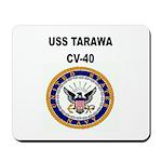 USS TARAWA Mousepad