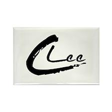 C Lee Logo Magnets