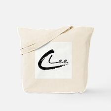 C Lee Logo Tote Bag