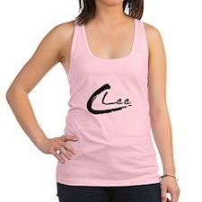C Lee Logo Racerback Tank Top