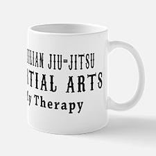 Brazilian Jiu-Jitsu Martial Art My Therapy Mug