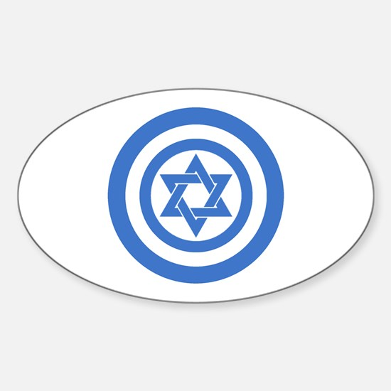 Captain Israel Decal
