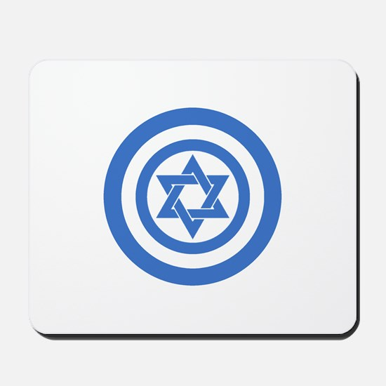 Captain Israel Mousepad