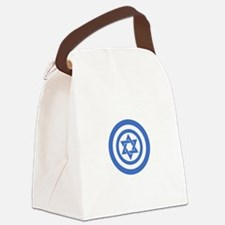 Captain Israel Canvas Lunch Bag