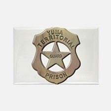 Yuma Territorial Prison Guard Magnets
