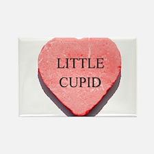 Valentine Candy Heart - Littl Rectangle Magnet