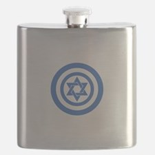 Captain Israel Flask