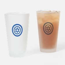 Captain Israel Drinking Glass
