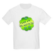 Full of Blarney Kids T-Shirt