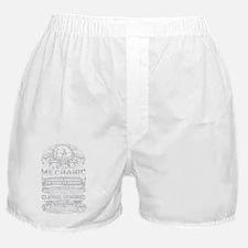 Unique Diesel mechanic Boxer Shorts