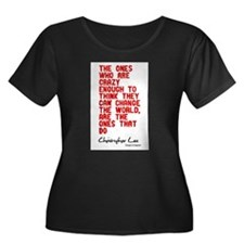 Change the World Plus Size T-Shirt