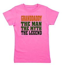 Grandaddy The Legend Girl's Tee