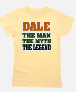 Dale The Legend Girl's Tee