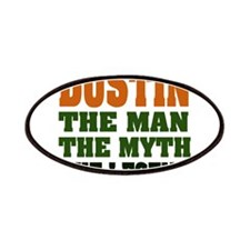 Dustin The Legend Patches