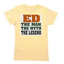 Ed The Legend Girl's Tee
