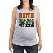 Keith The Legend Maternity Tank Top