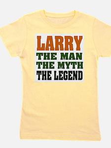 Larry The Legend Girl's Tee