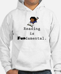 Reading is FUNdamental! Hoodie