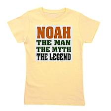 Noah The Legend Girl's Tee