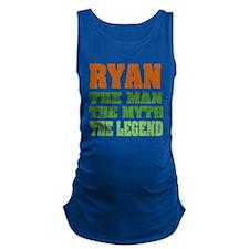 Ryan The Legend Maternity Tank Top