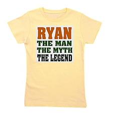 Ryan The Legend Girl's Tee
