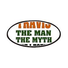 Travis The Legend Patches