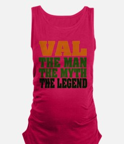 Val The Legend Maternity Tank Top