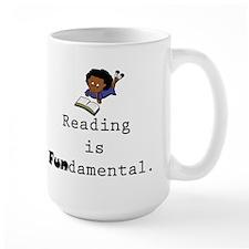Reading is FUNdamental! Mugs