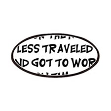 Road Less Traveled Patches