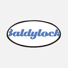 Baldylocks Patches