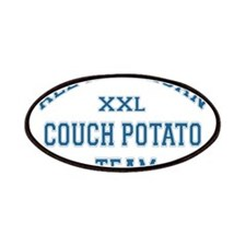 AA Couch Potato Team Patches