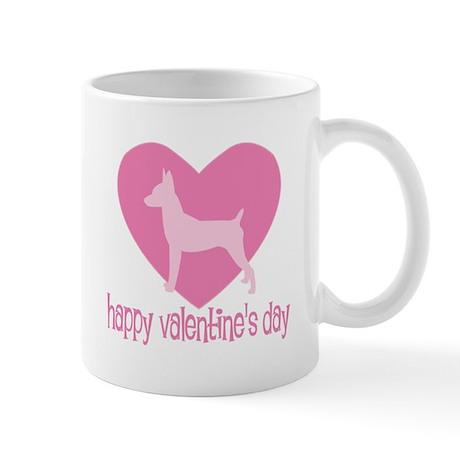 Toy Fox Valentine Mug