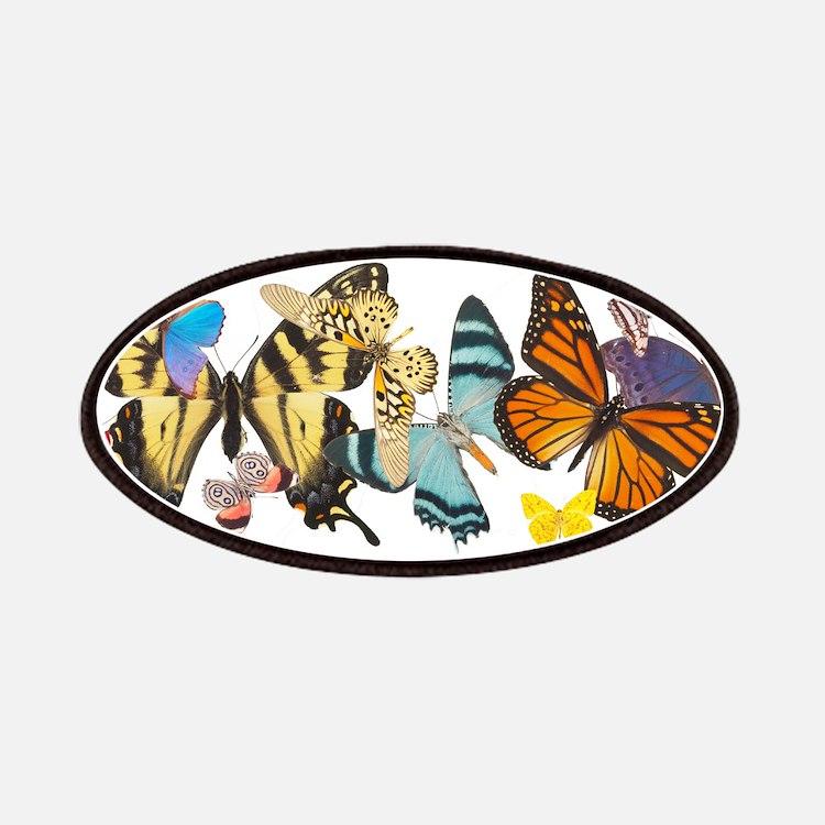Beautiful Butterflies Patches