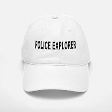 POLICE EXPLORER Baseball Baseball Cap