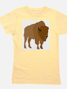 Buffalo Girl's Tee