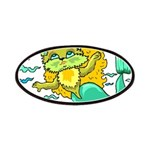 Kitty Mermaid Patches