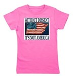Without Dissent Girl's Tee