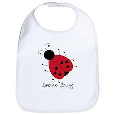 Love Bug Bib