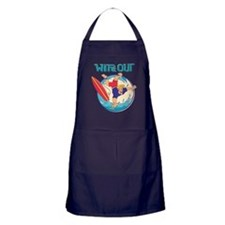 Wipe Out Apron (dark)