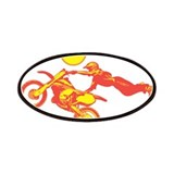Dirt bike Patches