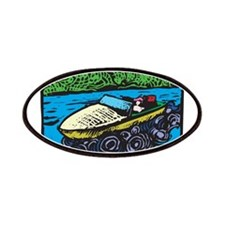 Motor Boat Patches