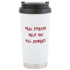 True Friends Travel Mug