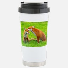 fox friends Travel Mug