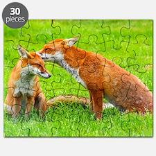 fox friends Puzzle