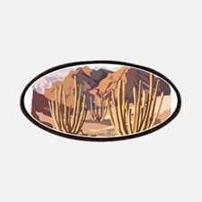 New Mexico Desert Patches