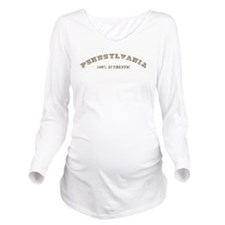 Pennsylvania 100% Authentic Long Sleeve Maternity