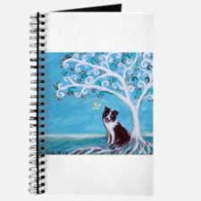 Border Collie Tree of Life Journal