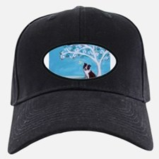 Border Collie Tree of Life Baseball Hat