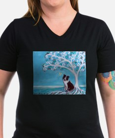 Border Collie Tree of Life T-Shirt