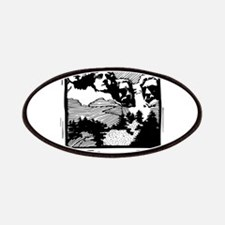 South Dakota Mount Rushmore Patches